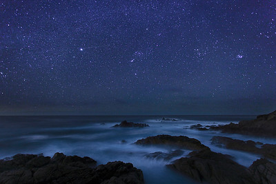 Big Sur by Starlight