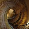 Staircase in the Benedictine Abbey, Melk, Austria
