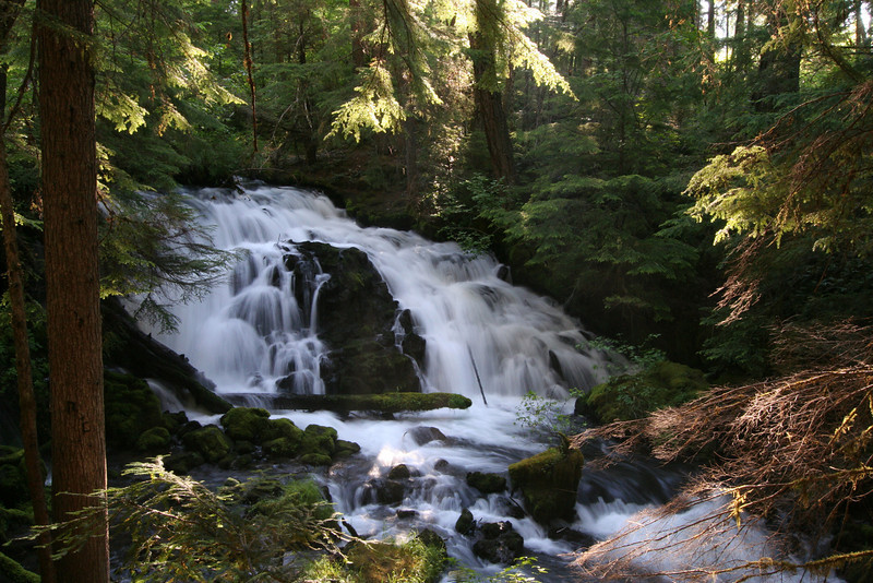 Mill Creek Falls, Oregon