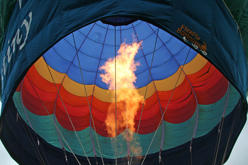 Balloons Over Bend, Oregon, 2006