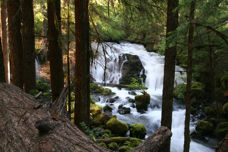 Mill Creek Falls, Oregon