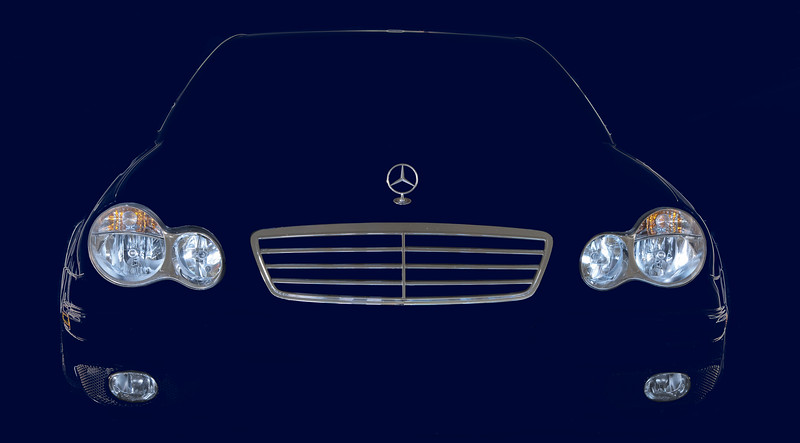 """Essence"" of a Mercedes"