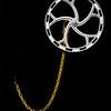 Brakewheel & chain