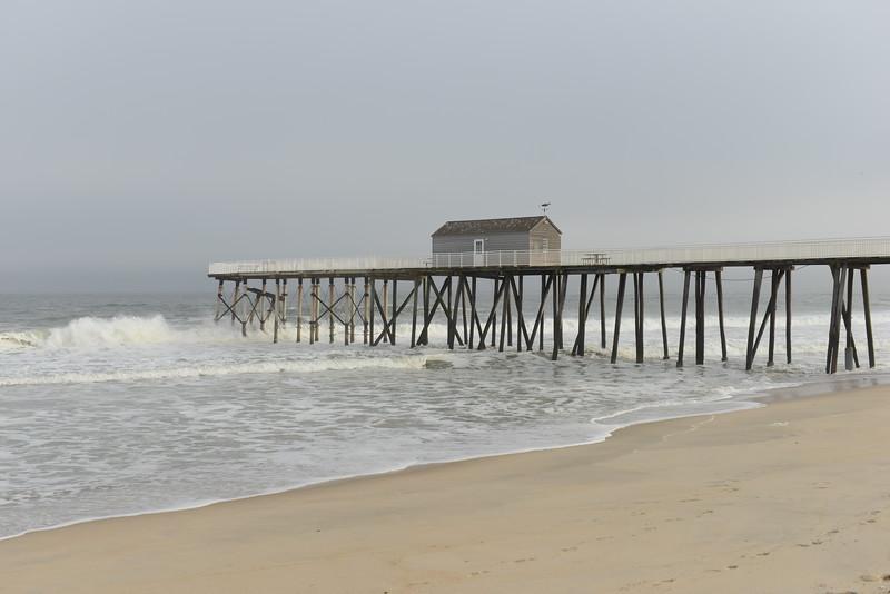 Grey Pier