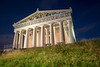 The Parthenon at Centennial Park in Nashville, TN