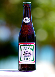 A Cold Bottle of Belikin