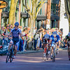 The finish line, Ballard Criterium, Seattle, Washington