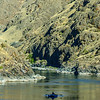 A quiet moment in Hells Canyon, ID