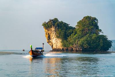 Thai Coast, Andaman Sea, Thailand