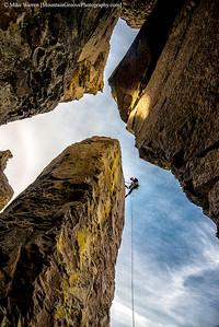 Climber, Vantage, WA
