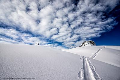 Artist's Point, Mt Baker, WA