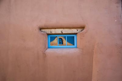 Reflection, Santa Fe, NM