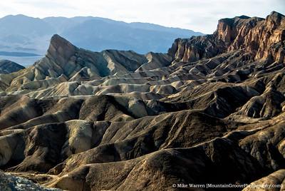 Zebriski Point, Death Valley National Park, CA