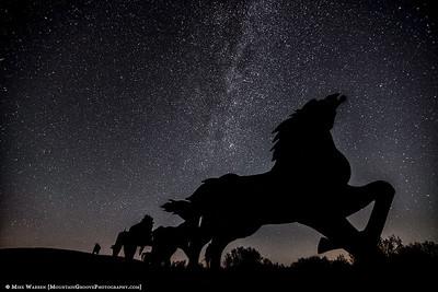 Wild Horse Monument, Vantage, WA