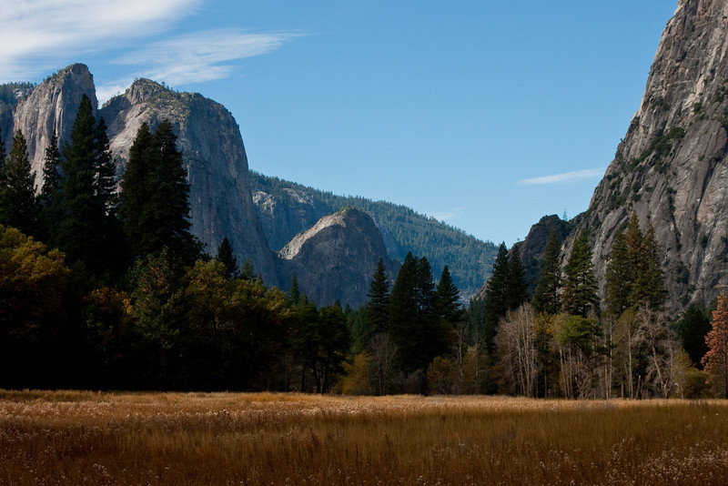 Yosemite Valley, Oct. '09