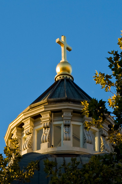 Church, downtown Sacramento