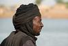 Tuareq ferryman