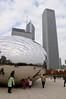 Cloud Gate (the Bean), Chicago