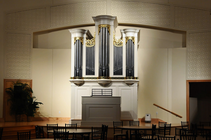 Tannenberg Organ, Old Salem, North Carolina
