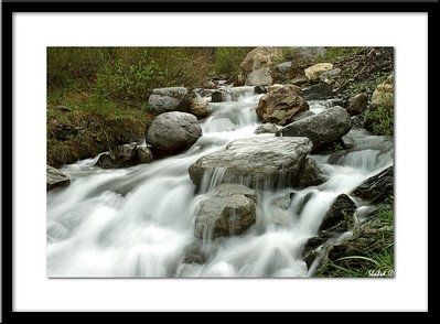King Creek. K.Country, Alberta.  Ref #540-N Photo © LenScape Photography