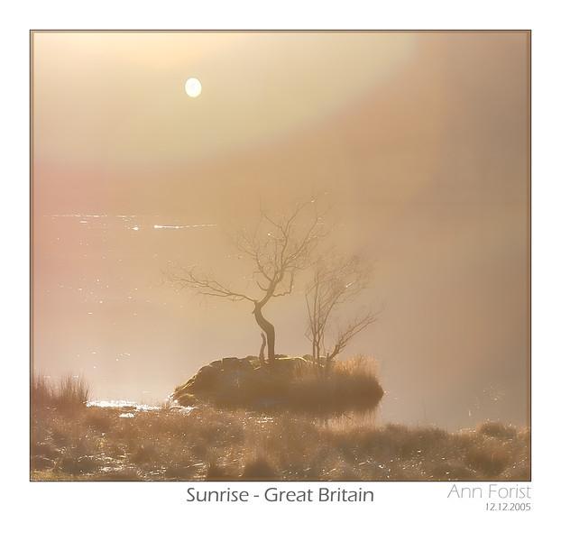 Sunrise Great Britain