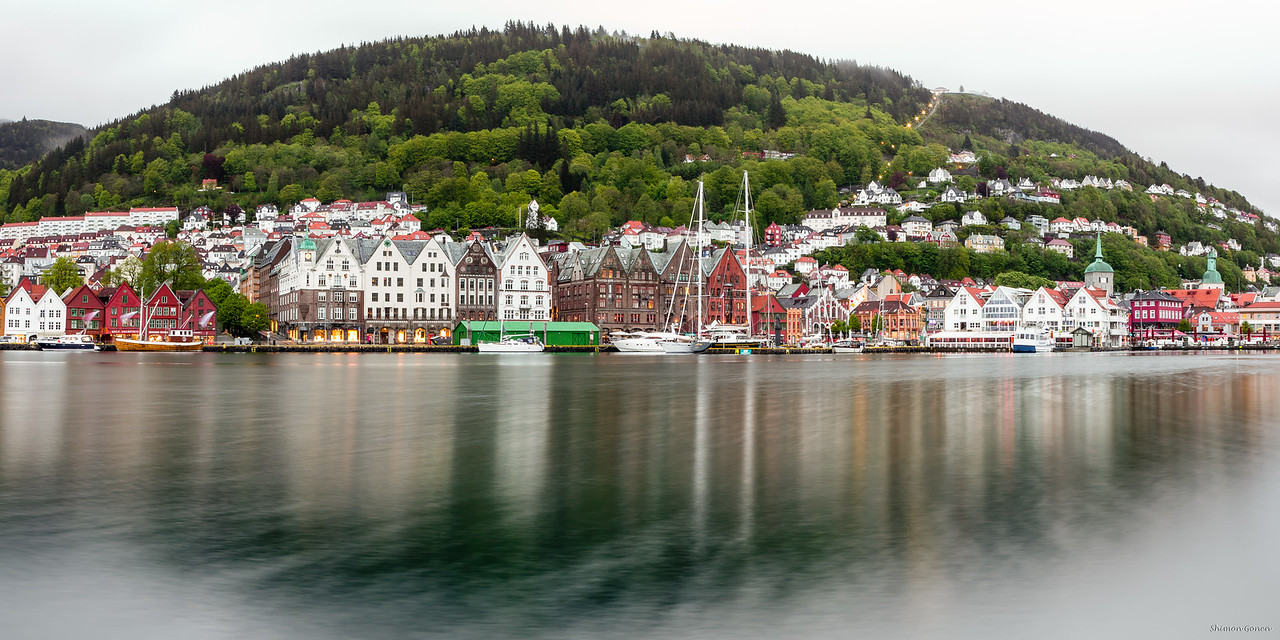 Harbor Panorama