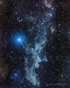 Watch Head Nebula, shot at Magdalena, New Mexico