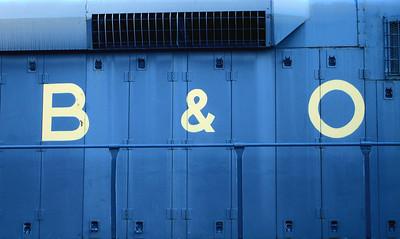 B & O Engine