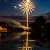 Fireworks at Visalia Country Club 7-3-2013<br /> (Note: This one looks great on metallic paper or aluminum)