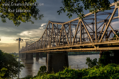 I55 Bridge over Mississippi River - Memphis, TN