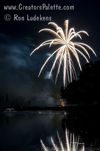 Independence Day Fireworks -  Visalia Country Club