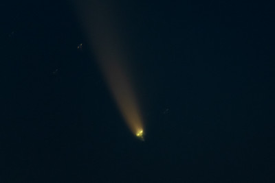 Comet Neowise over Yokohl Valley, Tulare County, CA  7-12-2020