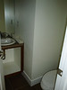 Bad vom Gästezimmer/Büro