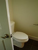 Toilette MBR (Musterhaus)