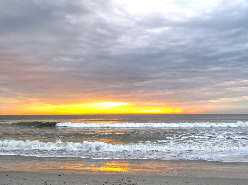 Amelia Island Sunrise 2012 Copyright Sue Steinbrook