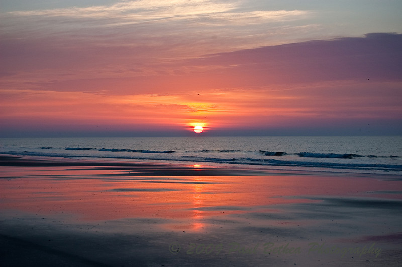 Sunrise, Myrtle Beach, South Carolina.