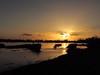 Sunset at Gray Lodge Wildlife Refuge, California