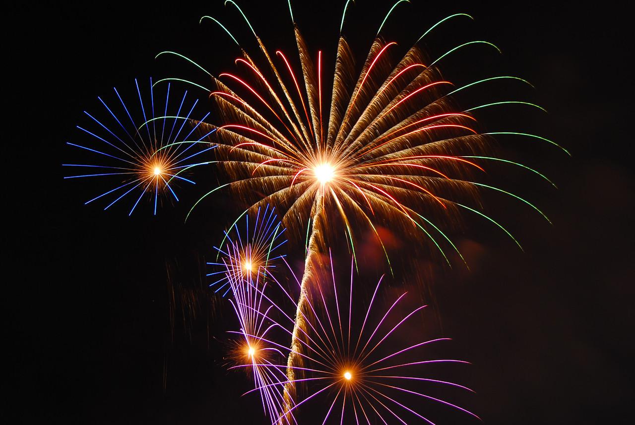FunFest fireworks