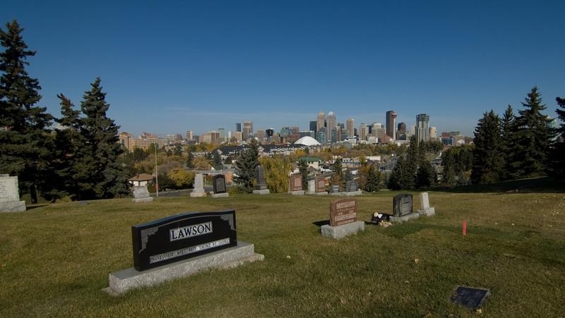 Calgary Cementery