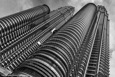 Patronas Towers, Kuala Lumpur, Malaysia