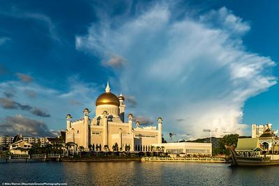 Mosque, Bandar Seri Begawan, Brunei