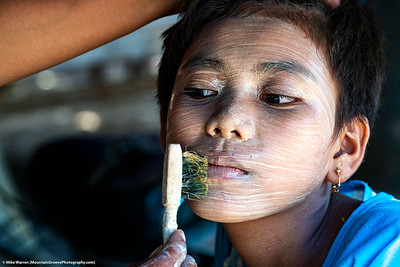 Bagan, Myanmar.  Series of 2.