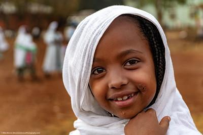 Ethiopian Highlands.