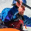 Focused on the next move, Rodeo Hole, Wenatchee River, Washington