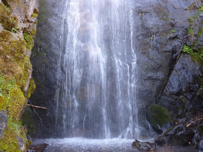 Bridal Veil Falls, California
