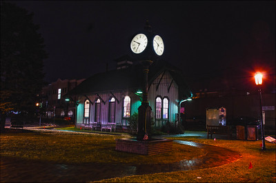 Park Ridge Train Station - Park Ridge, New Jersey