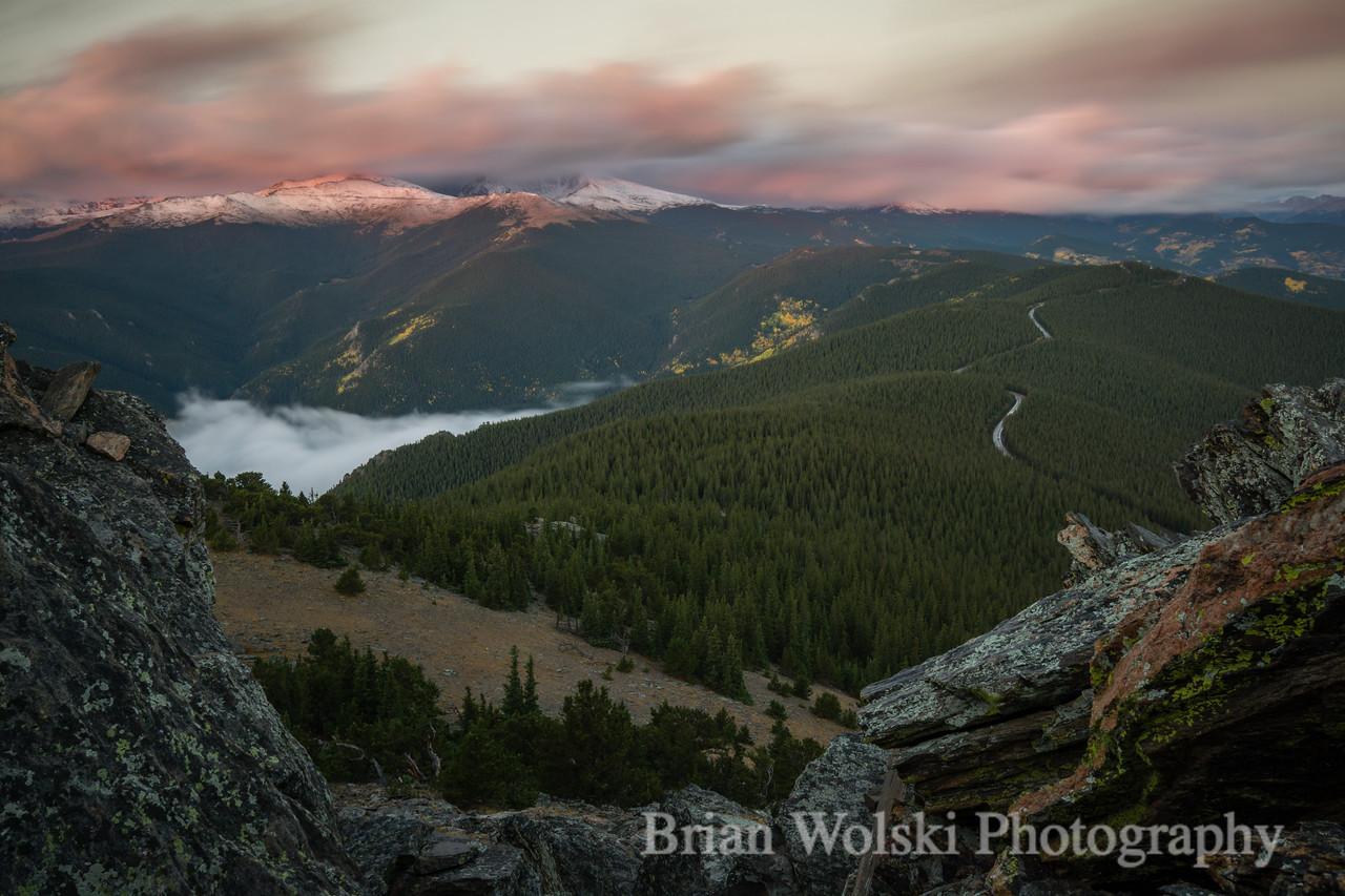 Chief Mountain - Colorado