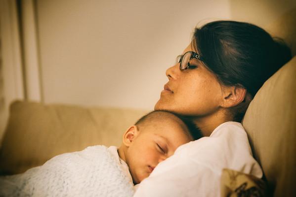 Mommy & Xavier