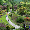 Butchart Gardens, near Victoria, BC