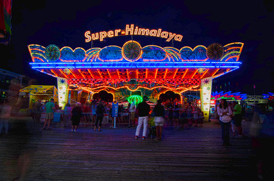 Super-Himalaya  Point Pleasant, New Jersey